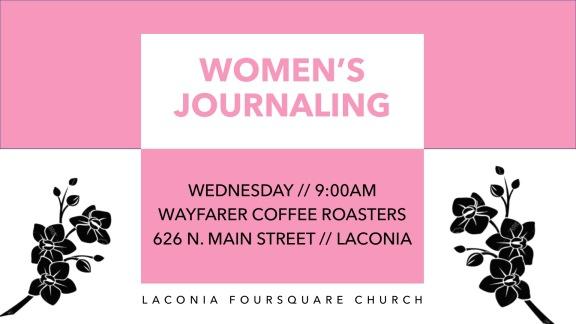 Womans Journaling
